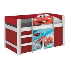 Gostou desta Cama Carros Disney Play 5a Vermelho - Pura Magia, confira em: https://www.panoramamoveis.com.br/cama-carros-disney-play-5a-vermelho-pura-magia-7221.html
