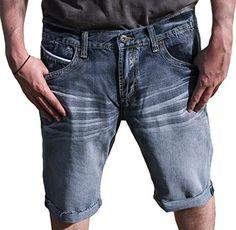 Rue21 Mens Relaxed Fit Medium Rinsed Wash Scissor Cut Cuffed Bottom Shorts (26) Rue21 http://www.amazon.com/dp/B00U1KGGVG/ref=cm_sw_r_pi_dp_DlX9ub0A6W0FT