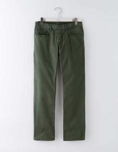 Straight Leg Stretch Jean