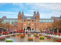 KLM permitirá conocer Amsterdam con un residente local a los viajeros con una escala de seis horas o más en el aeropuerto de Schiphol - Amsterdam