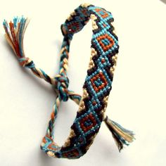 A bit of self promotion but this is my best seller when it comes to friendship bracelets and I'm quite pleased with it.