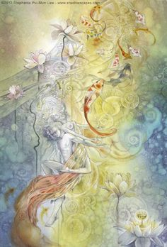 Stephanie Pui-Mun Law - Dreamdance Oracle : Communion (A new oracle deck coming soon!)