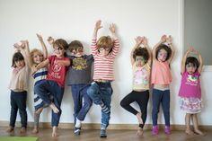 Amazing Kids Yoga class with facepainting and shoot for website #tahneeleeibiza #sofiagomezfonzaphotography