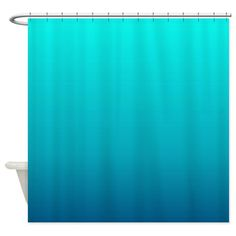 "Instantly update your bathroom with a customized shower curtain that looks great and helps keep your floors dry.Comes in one size: 69"" x 70""100% softened polyesterStandard si"