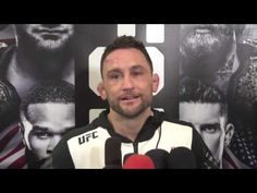 MMA Frankie Edgar: Conor McGregor needs to defend his featherweight title first