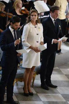 Suecia celebró los 40 años de reinado del rey Carlos Gustavo