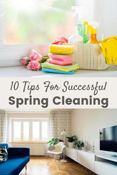 Spring Cleaning Tips, Spring Cleaning Schedules, Cleaning Checklist, House Cleaning Tips, Deep Cleaning, Cleaning Hacks, Spring Clean Up, Spring Home, Declutter Home