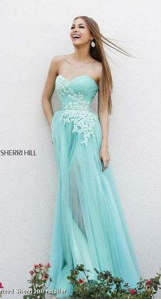 Sherri Hill Dress 11114 | Terry Costa Dallas @Terry Song Costa #sherrihill