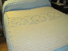 Ravelry: Project Gallery for Magnolia Afghan pattern by Lion Brand Yarn