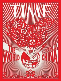 """Time's latest issue features one hell of a cover. The illustration was created by the Chinese dissident/political activist/artist, Ai Weiwei. To produce the absolutely stunning art, Ai used traditional Chinese paper cutting. Ai Weiwei, Time Magazine, Magazine Table, Magazine Art, Chinese Paper Cutting, Magazine Cover Design, Magazine Covers, Beautiful Cover, Beautiful Things"