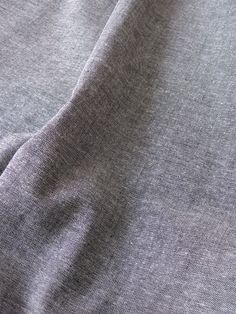 black/white chambray, 3 yds. Used for Laurel shift dress.