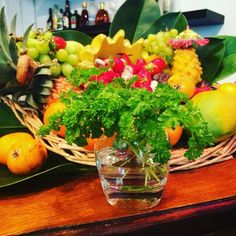 Parsley Weekly harvest @welcome2thefamily  Help yourself  #freshfood #homegrown #indoorgarden #hydroponics #healthyfood #basile