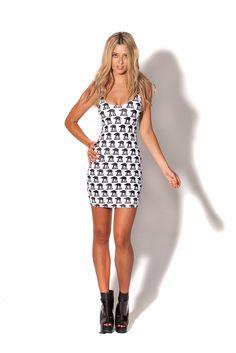 AT-AT Dress (Made to Order) by BlackMilk