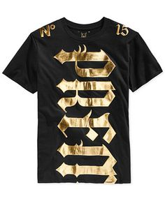 Ecko Premio Bold Faced Truth Graphic Print T-Shirt - T-Shirts - Men - Macy's