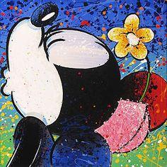 Minnie Mouse - Dovey - David Willardson - World-Wide-Art.com - $450.00 #Disney #DavidWillardson #Minnie