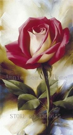 idea para fondo buena idea para fondo,buena idea para fondo, Flowers Painting Oil Rose Fine Art 55 Ideas pro radost pieces) flower paintings igor ✫♦๏☘‿FR Sep 13 , ✤ ❀‿❀ ✫❁`✿ ~⊱✿ ღ~❥~✿ ༺✿༻♛༺ ♡⊰~♥⛩ ⚘☮️❋ Arte Floral, Rose Crafts, Beautiful Paintings, Beautiful Roses, Love Art, Painting Inspiration, Art Paintings, Flower Paintings, Painting Flowers