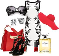 """""""chanel"""" by oneandonly7 on Polyvore"""