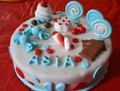 Torta Candy Cake