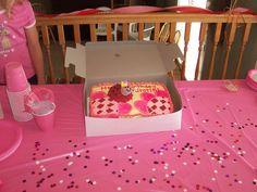 Kirstin's 5th Birthday 2005