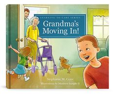 Finding ways to integrate the elderly into family life...and teaching children to help care for the elderly.