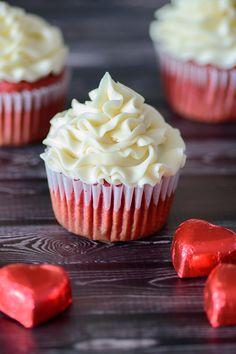 Gluten Free Red Velvet Cupcakes (No Refined Sugar!)
