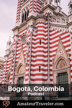 Things to do in Bogota, Columbia | Travel to Bogota (Podcast) - what to do with a week in Bogota #colombia #bogota #things-to-do-in #itinerary #podcast #travel #trip #vacation Travel Plan, Travel Trip, Columbia Travel, Stuff To Do, Things To Do, South America Travel, Plan Your Trip, Where To Go, Day Trips