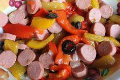 L'insalata viennese è piatto adatto all'estate, fresco, ghiotto e colorato che piacerà a tutti! Può essere considerato un antipasto o un contorno.
