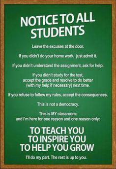 Teach & inspire