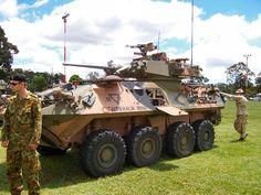 ASLAV with 25MM Bushmaster Cannon (GDLS-LAV3/2nd Australian Cavalry Regiment) [3000x2164]