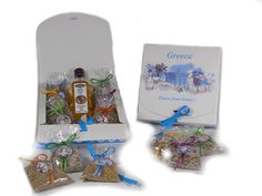Gift set - Greek Seasoning Blend - Greek Favors - Gourmet Gift Set- Food Gift-  Extra virgin oliveoil & natural salt with herbs and spices . Natural Salt, Natural Herbs, Gourmet Gifts, Food Gifts, Greek Seasoning, Roasted Meat, Organic Herbs, Meat Chickens, Greek Recipes