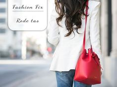 Fashion Fix: Rode tas - My Simply Special
