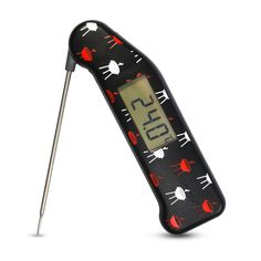 Limited edition BBQ Grill Thermapen! http://thermapen.co.uk/home/29-grill-print-thermapen-thermometer.html
