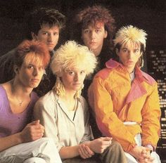 Kajagoogoo, who did score a hit with the catchy 'Too Shy,' but they should be in the history books for possessing the five worst hairstyles of the 1980s, with first place going to their bassist, Nick 'The Poodle' Beggs.