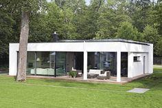 Musterhaus Rheinau-Linx Barrierefrei Bungalow ebenLeben