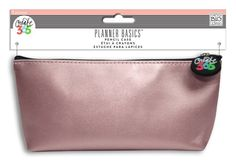 Pencil Case - Rose Gold