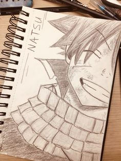 Fairy Tail Drawing, Natsu Fairy Tail, Noragami, Fairytail, Pencil Drawings, Artwork, Anime, Sketches, Drawings