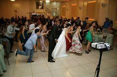 Just dance no casamento
