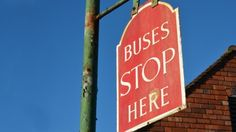 Buses Stop Here c/o typecity.co.org