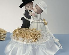 Country+Wedding+Cake+Toppers | New Products for Country Western Wedding Theme | Just Weddings.org ...