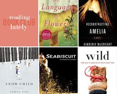 reading lately: book club selections