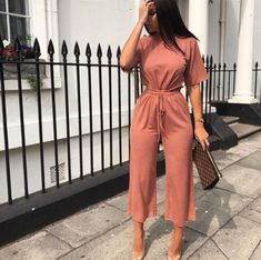 Best Outfit Styles For Women - Fashion Trends Classy Outfits, Stylish Outfits, Girl Outfits, Dressy Casual Outfits, Jumpsuit Dressy, White Jumpsuit, Paris Mode, African Fashion, Womens Fashion