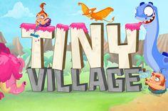Tiny Village - I'd like to have a super tiny village!