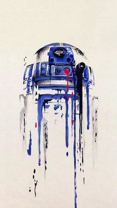 Minimal Painting Starwars Art Illustration #iPhone #5s #wallpaper