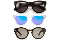 The Lucky Guide to Dressing for Summer Fridays: Statement-Making Sunglasses