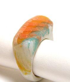 Tory Hughes, polymer ring