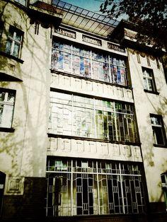 Katowice, ul. Szafranka #kamienica #townhouse #katowice #silesia #śląsk