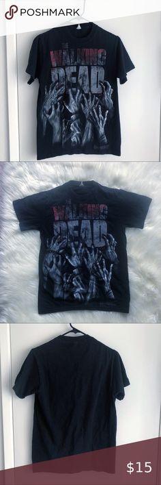 The Walking Dead Daryl Dixon Balck Cotton Leisure T-Shirt Short Tee Unisex