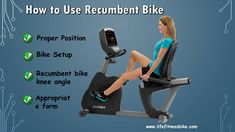 An exerciser should use the best home recumbent bike if she/he don't like to go the gym. It will be benefited much for his/her fitness, time and money.