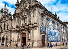 Igreja do Carmo,Porto.Portugal
