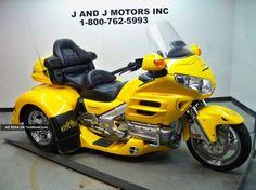 2009 Honda Gl1800 Goldwing Motor